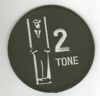 Aufnaeher \'Two Tone\'