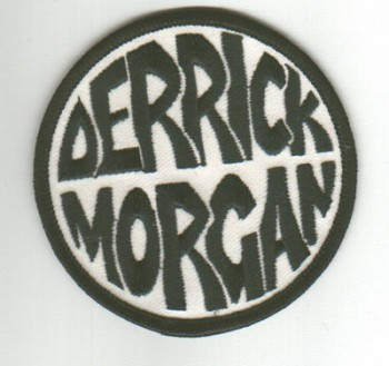 Aufnaeher \'Derrick Morgan\'