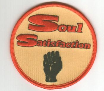 Aufnaeher \'Soul Satisfaction\'