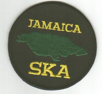 Aufnaeher \'Jamaica Ska Island\'