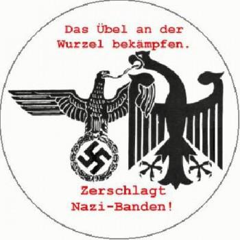 Antifa - Zerschlagt die Nazibanden