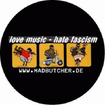 Antifa - Love Music-Hate Fascism