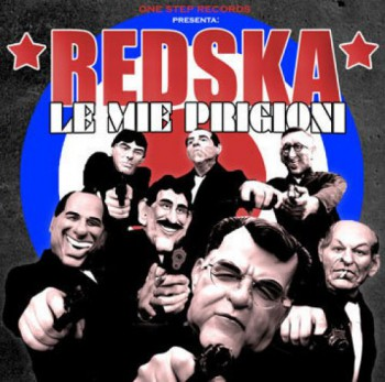 REDSKA LE MI PREGIONI CD