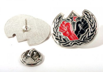 TWO FISTS PIN
