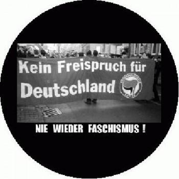 Antifa - Kein Freispruch für Deutschland