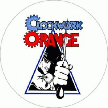 Clockwork Orange-keyhole