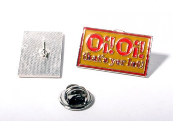 OI! OI! THAT`S YER LOT PIN