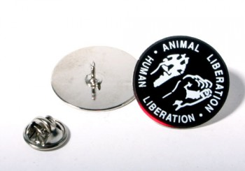 ANIMAL LIBERATION PIN