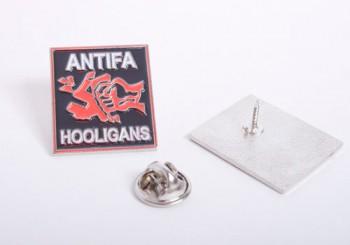 ANTIFA HOOLIGAN PIN