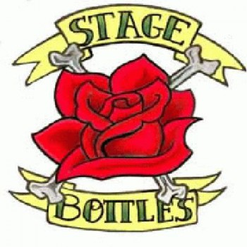 Stage Bottles - Rose