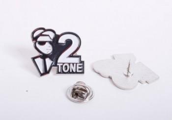 2TONE HEAD PIN