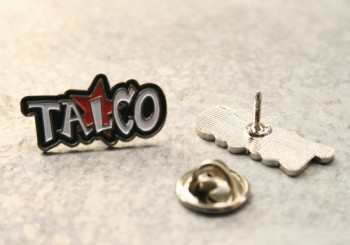 TALCO RED STAR PIN