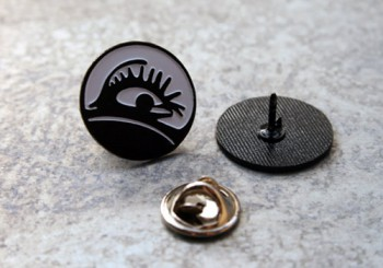 CLOCKWORK EYE PIN
