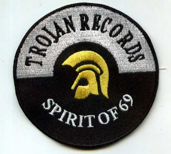 TROJAN RECORDS THE SPIRIT OF 69 PATCH