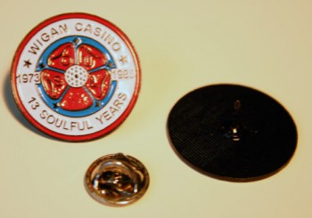 WIGAN CASINO PIN