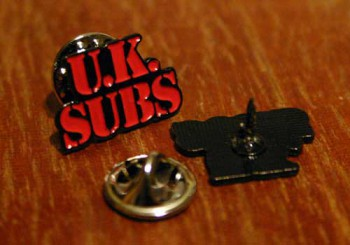 UK SUBS PIN