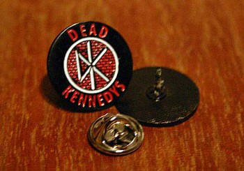 DEAD KENNEDYS SMALL PIN