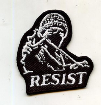RESIST PATCH SMALL