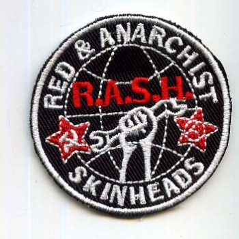 RASH SMALL PATCH
