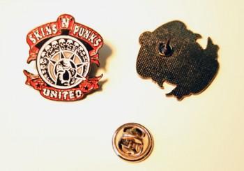 SKINS & PUNX UNITED PIN