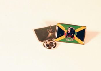 FREEDOM JAMAICA PIN