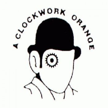 OI BUTTONS - Clockwork Orange
