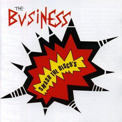 "The Business - Smash The Discos 12"" LP"