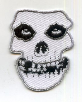 MISFITS CRIMSON GHOST PATCH