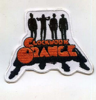 CLOCKWORK ORANGE GROUP PATCH