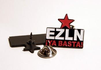 EZLN YA BASTA PIN