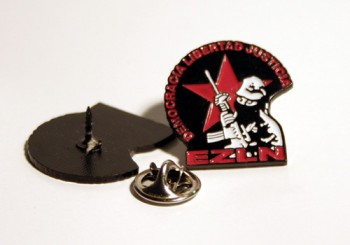 EZLN DEMOCRACIA PIN