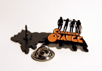 CLOCKWORK ORANGE GROUP PIN