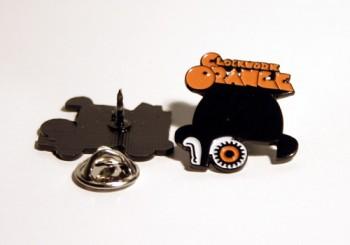 CLOCKWORK ORANGE HEAD PIN
