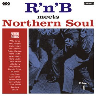 VA: 'R'n'B meets Northern Soul Vol 1 LP