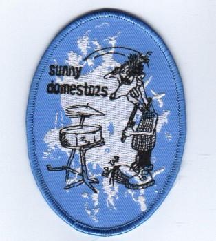 Aufnaeher \'Sunny Domestozs\'