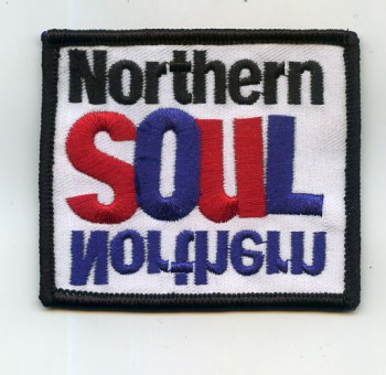 NORTHERN SOUL MIRROR PATCH