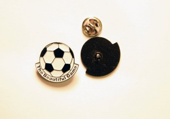 THE BEAUTIFUL GAME PIN