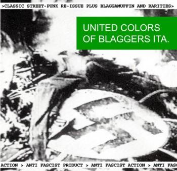 BLAGGERS ITA UNITED COLORS CD