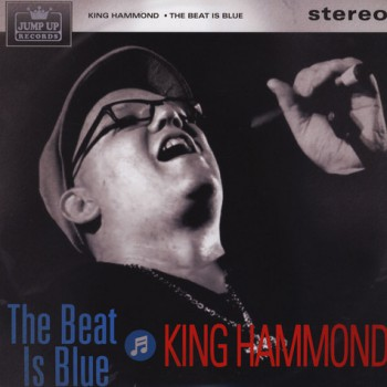 King Hammond - The Beat Is Blue LP