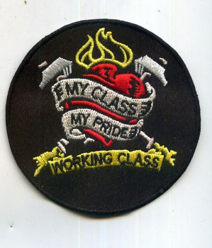 MY CLASS MY PRIDE PATCH