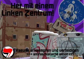LINKES ZENTRUM STICKER (10 STÜCK)