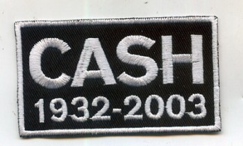 CASH 1932-2003 PATCH