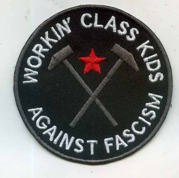 WORKING CLASS KIDS PATCH