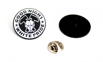 GOOD NIGHT WHITE PRIDE HC VERSION PIN