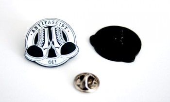 ANTIFASCIST OI! PIN