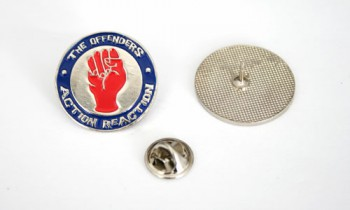 OFFENDERS FIST PIN