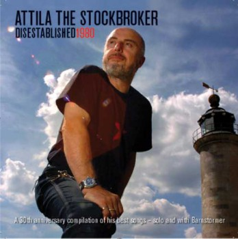 ATTILA THE STOCKBROKER DISESTABLISHED 1980 CD