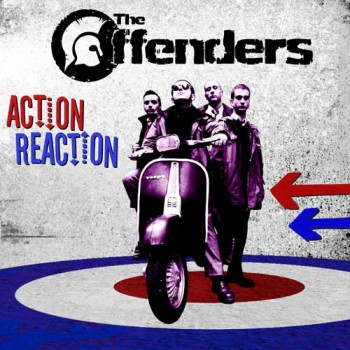 THE OFFENDERS ACTION REACTION CD