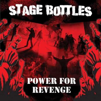 STAGE BOTTLES POWER FOR REVENGE CD