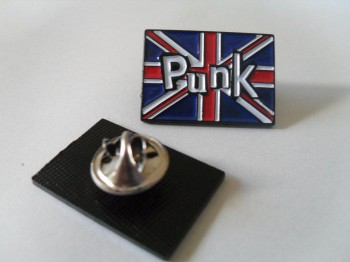 PUNK ENGLAND PIN